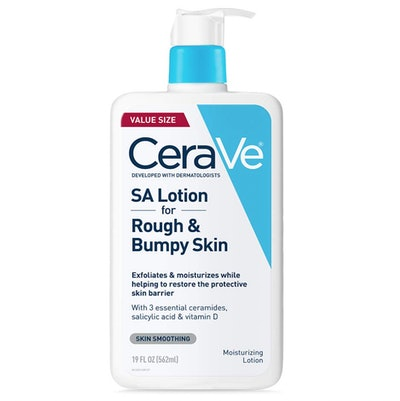 CeraVe SA Lotion for Rough & Bumpy Skin (19 Ounces)