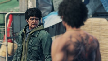 Ichiban Kasuga yakuza like a dragon homeless