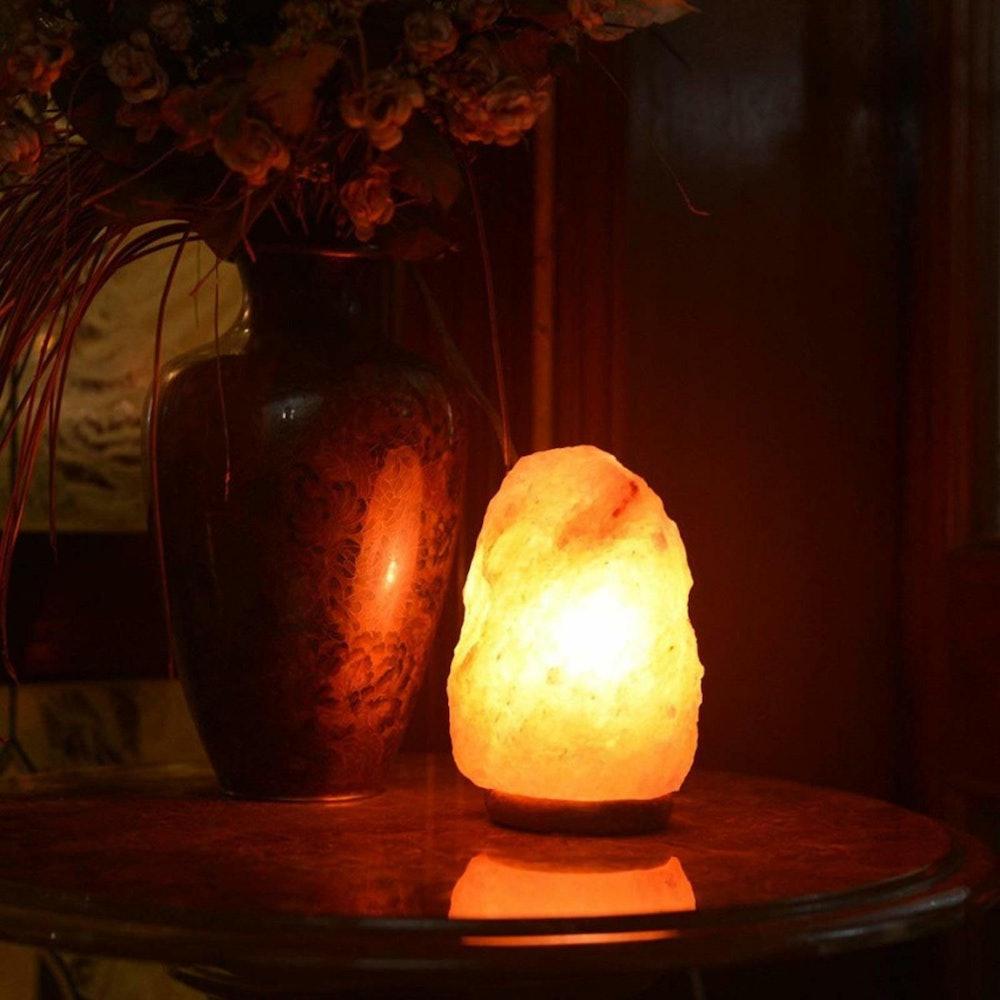 Himalayan Glow Natural Pink Salt Lamp