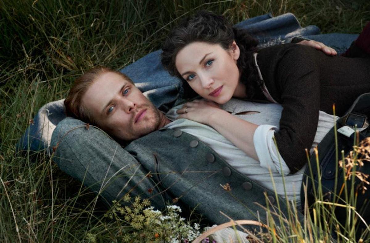 cast of 'Outlander'