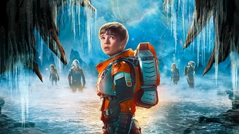 lost in space netflix will robinson