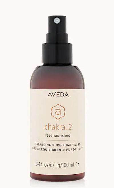 chakra 2 balancing pure-fume mist nourished