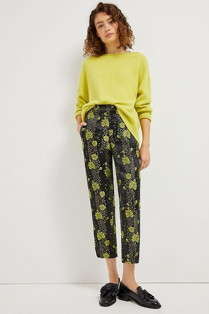 Florita Jacquard Trousers