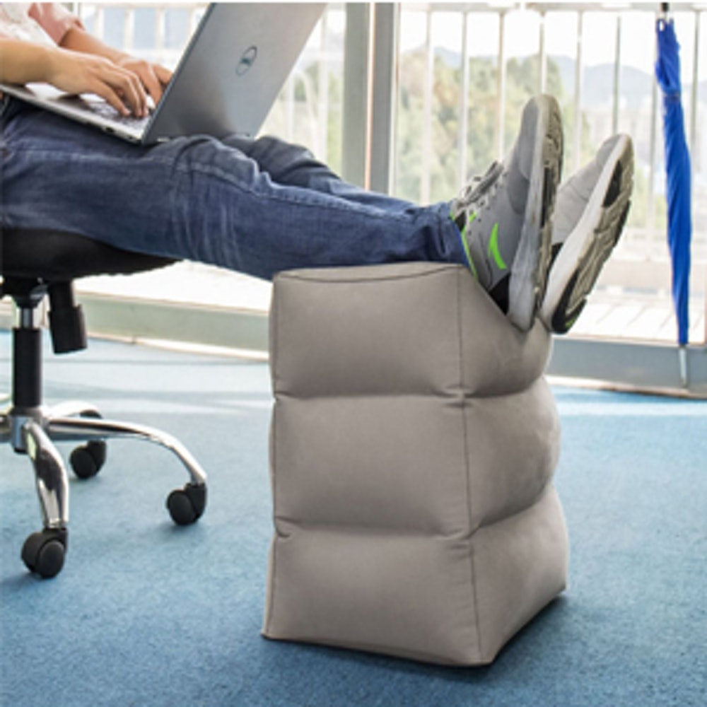 Maliton Inflatable Travel Foot Rest