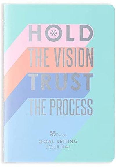 Erin Condren Petite Planner Goal-Setting Journal