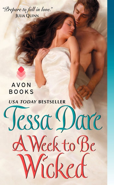 'A Week to Be Wicked' by Tessa Dare