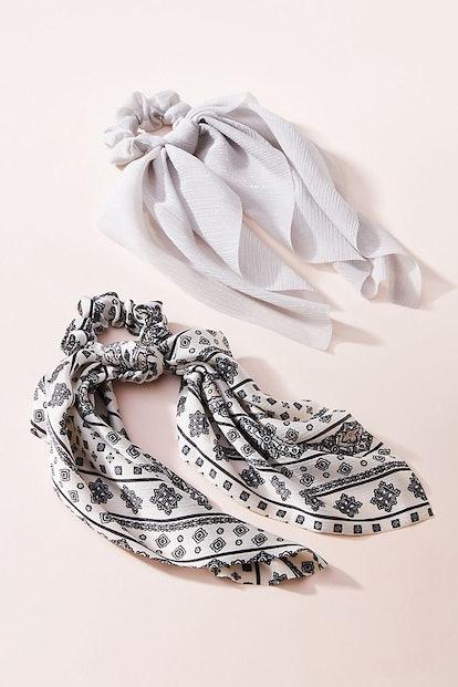 Shira Scarf Scrunchie Set