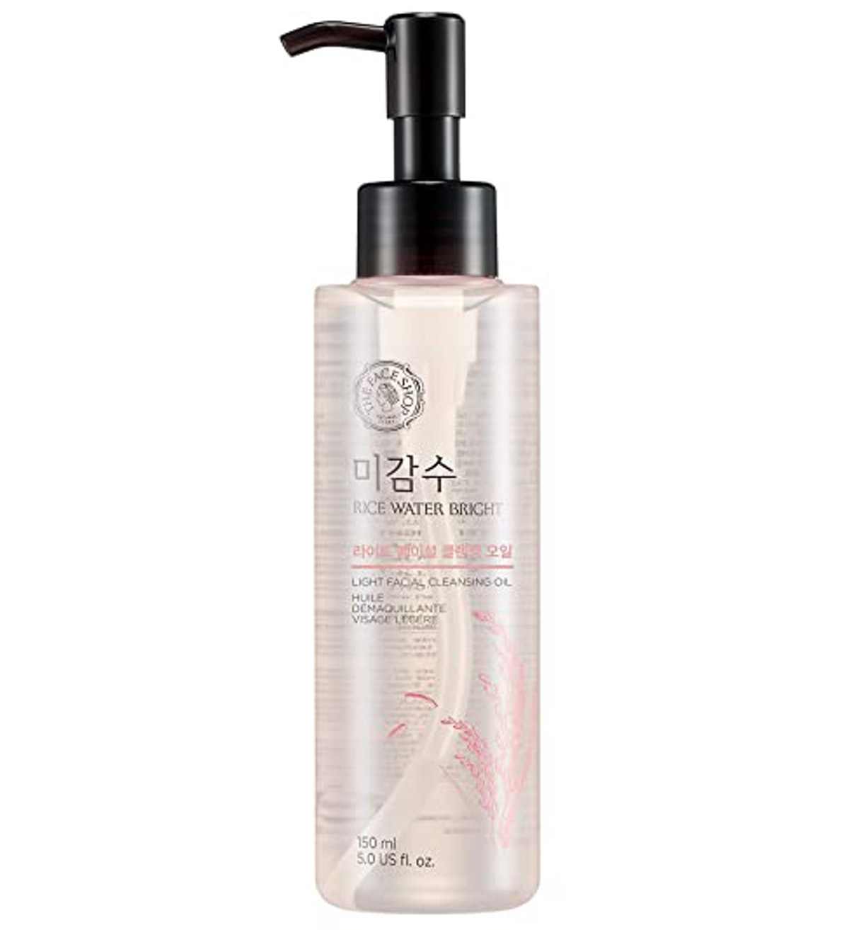 The Face Shop Rice Water Bright Light Facial Cleansing Oil