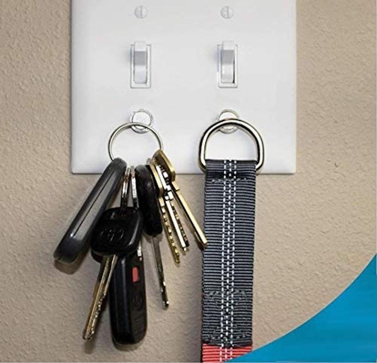 Savvy Home Magnetic Key Racks (2-Pack)