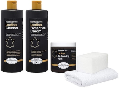 Furniture Clinic Leather Complete Restoration Kit
