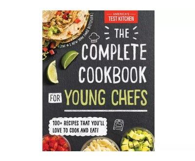 Complete Cookbook for Young Chefs : The Complete Cookbook for Young Chefs - by America's Test Kitchen