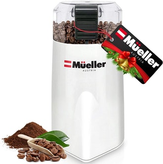 Mueller Austria Electric Spice & Coffee Grinder