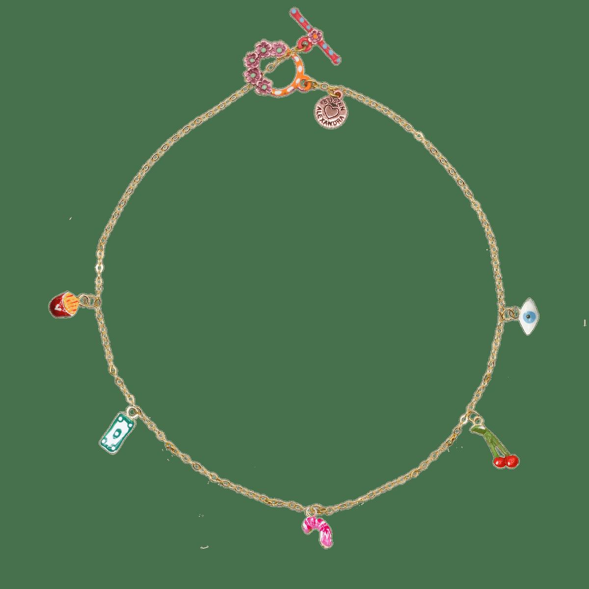 Tiny Joys Necklace