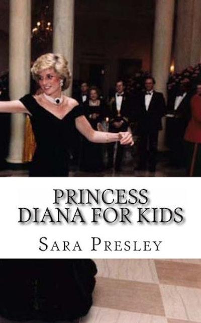 Princess Diana For Kids