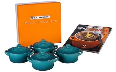 Le Creuset Stoneware Mini Cocottes (Set Of 4)