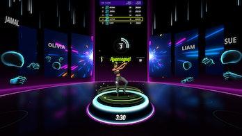 fitxr dance