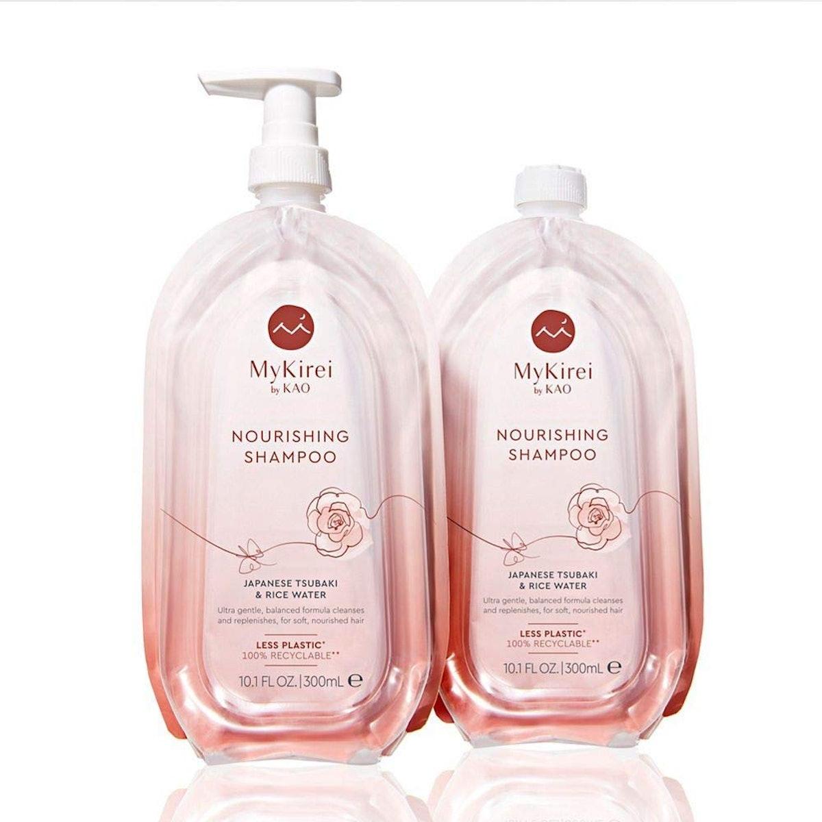 MyKirei By Kao Nourishing Shampoo