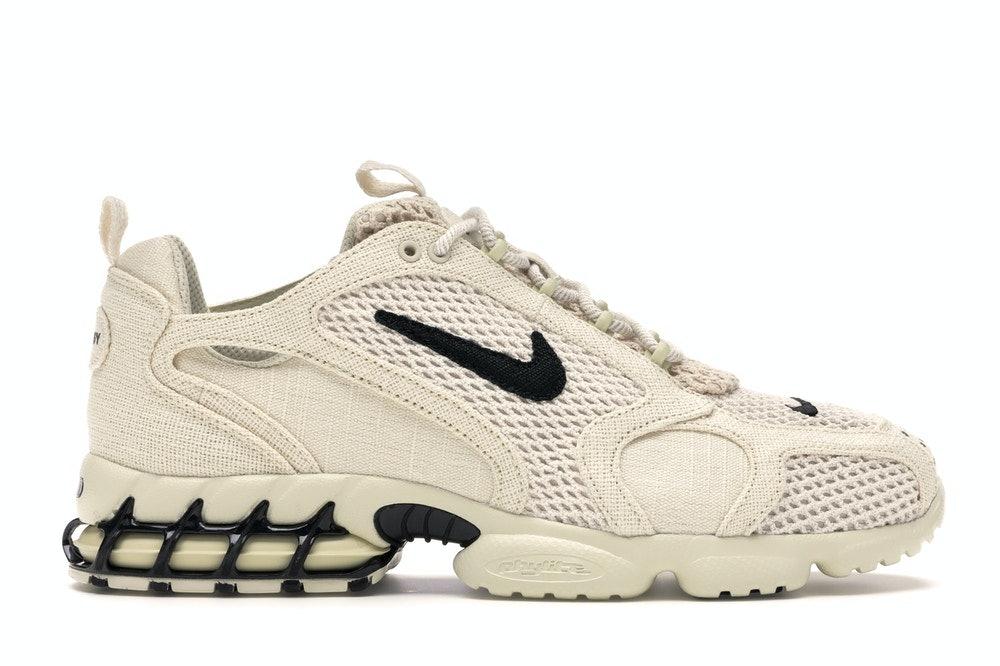 Nike Air Zoom Spiridon Cage 2 Stussy Fossil