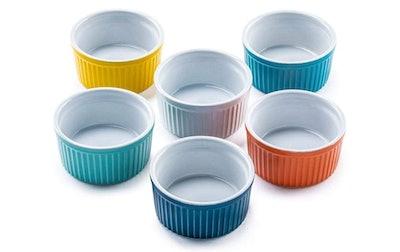 Bellemain Porcelain Ramekins (Set Of 6)