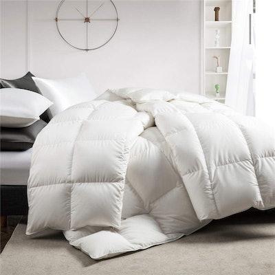 Puredown White Down Comforter