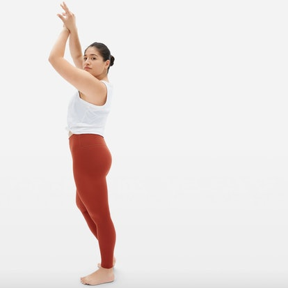 Everlane's Perform Leggings, loved by Hilary Duff, are on sale