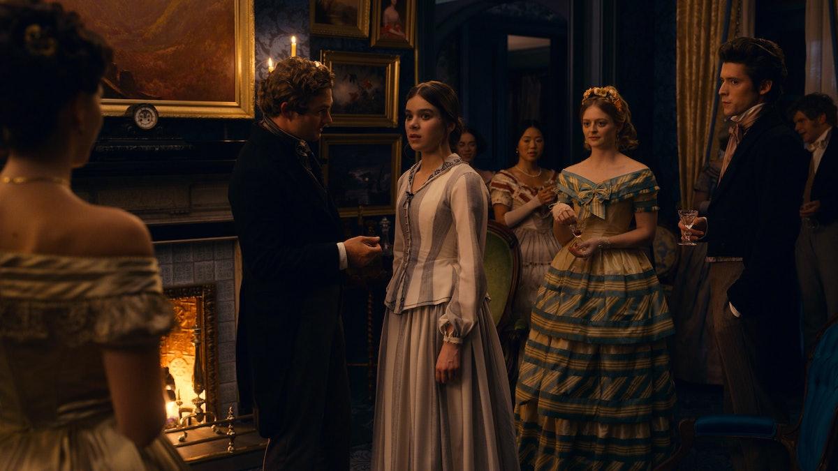 cast of 'Dickinson'