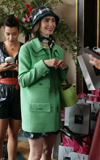 tv coats emily in paris