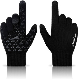 Achiou Touchscreen Winter Gloves