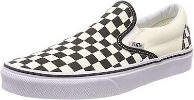 Vans Unisex Classic Slip-On Skate Shoes