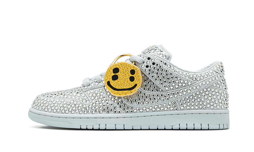 "Nike Dunk Low  ""Cactus Plant Flea Market - Swarovski Crystals"""