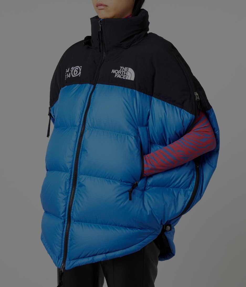 MM6 Maison Margiela The North Face