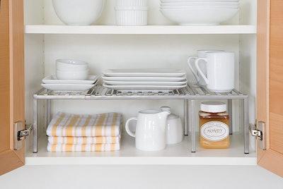 Seville Classics Expandable Cabinet Shelf