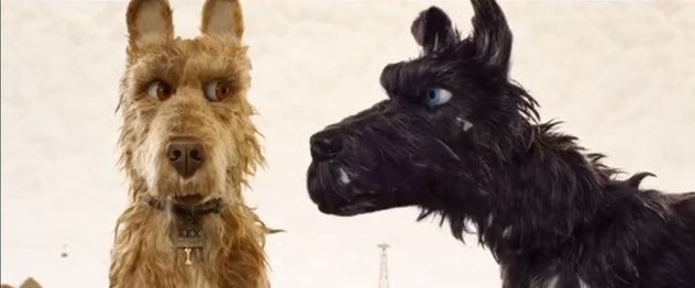 Still from the film 'Isle of Dogs.'