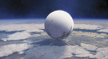 destiny 2 traveler