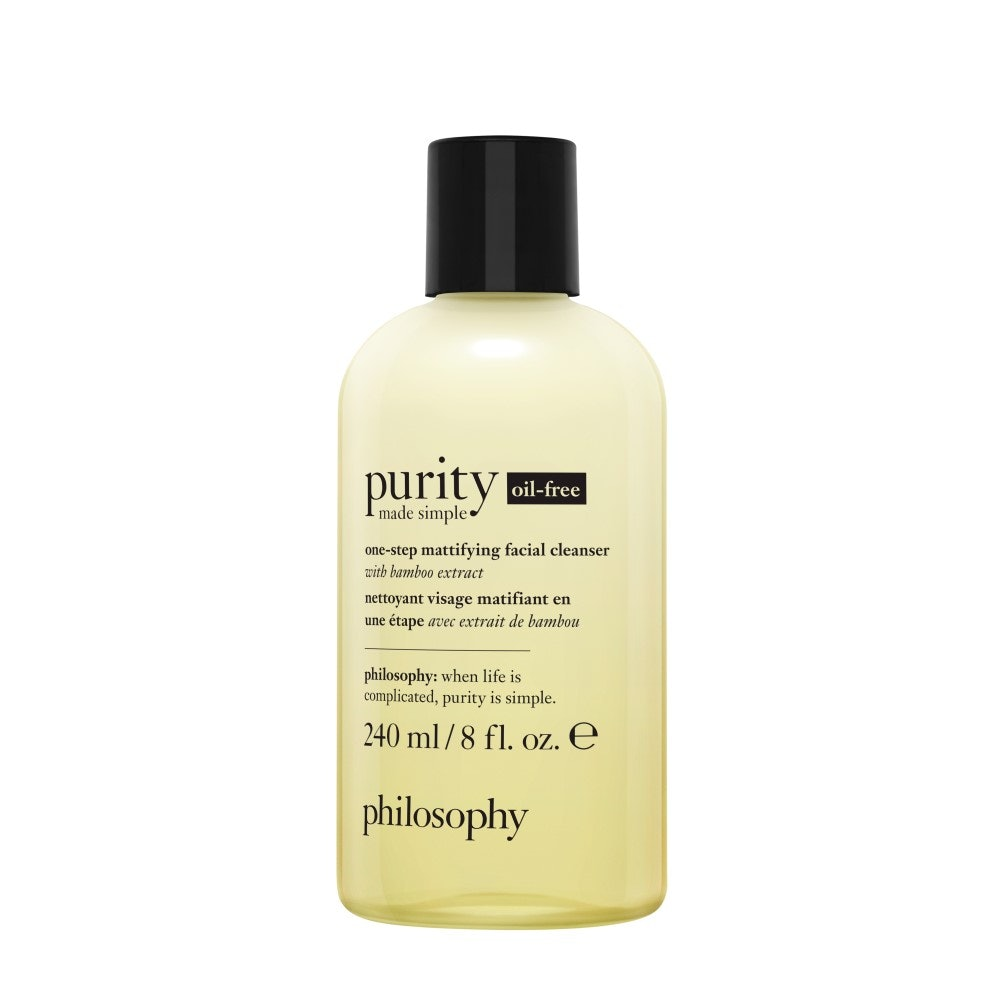 oil-free cleanser