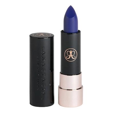 Anastasia Beverly Hills Matte Lipstick in Cobalt