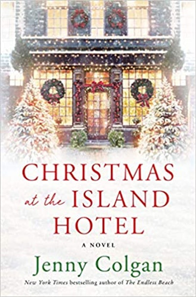 Christmas at the Island Hotel (Hardback) by Jenny Colgan