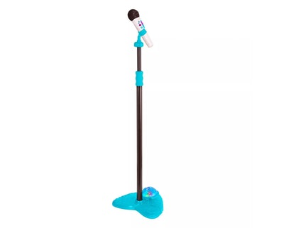 B. Toys Microphone, Stand & Light-Up Base