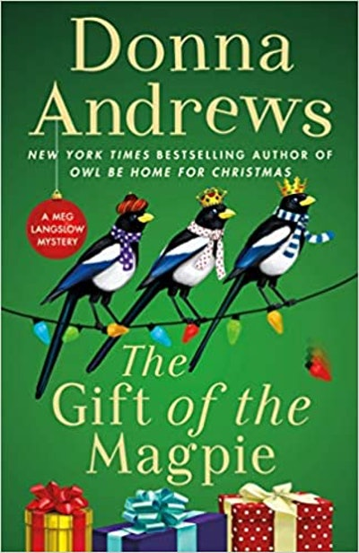 The Gift of the Magpie (Hardback) by Donna Andrews