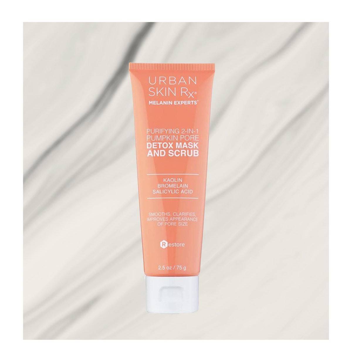 Purifying 2-in-1 Pumpkin Pore Detox Mask & Scrub