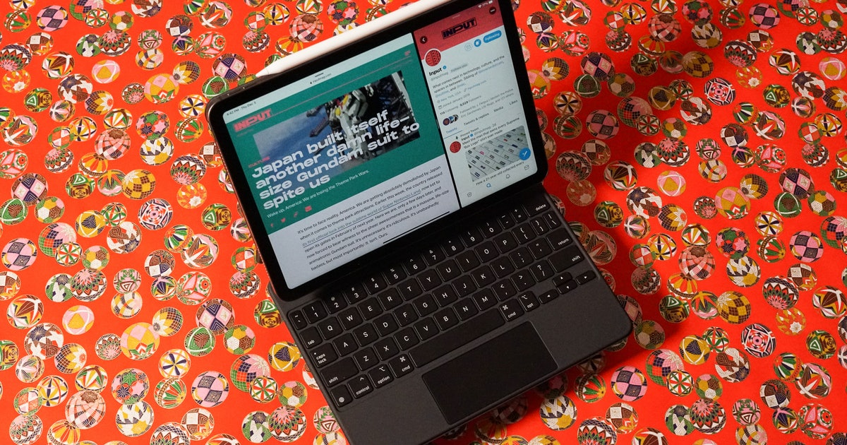 iPad Air 4 review: Android tablets will never catch up now