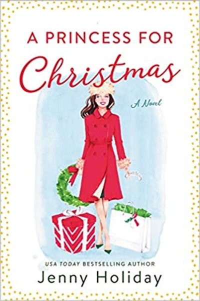 A Princess for Christmas (Paperback) by Jenny Holiday