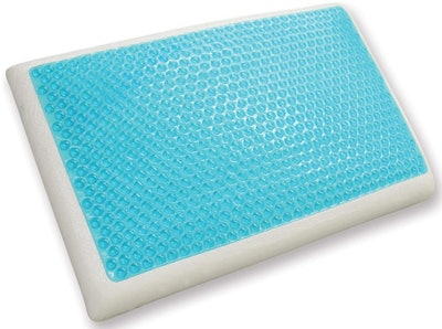Classic Brands Reversible Gel & Memory Foam Pillow