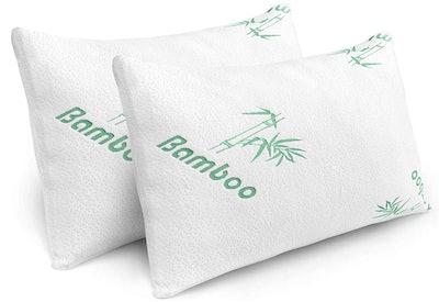 PLX Cooling Shredded Memory Foam Pillows (2-Pack)