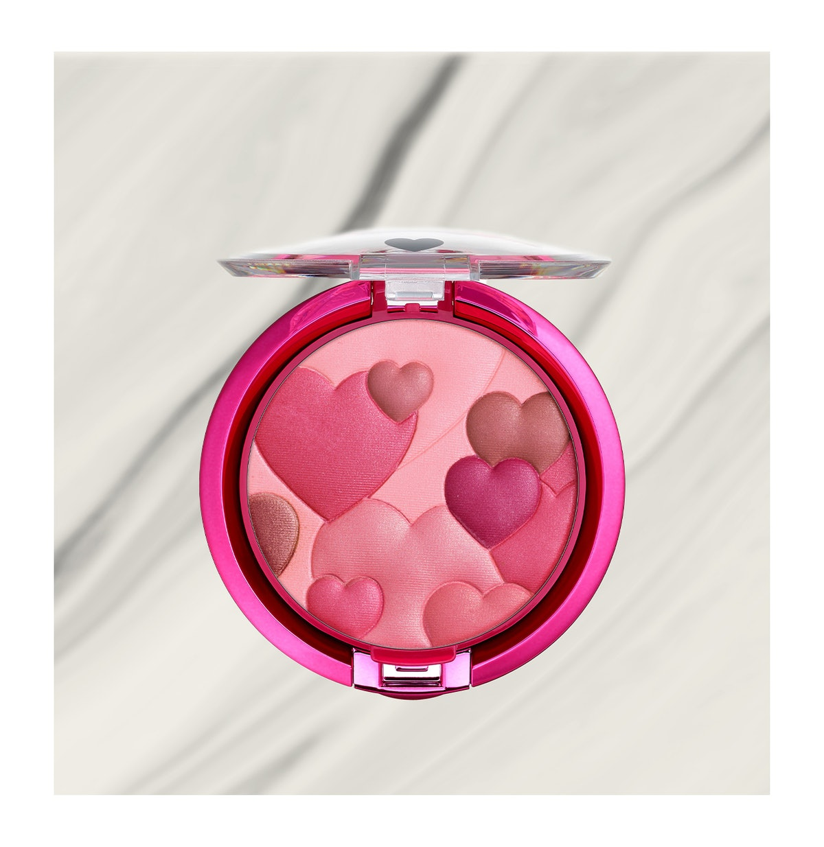 Happy Booster Happy Glow Multi-Colored Blush in Rose