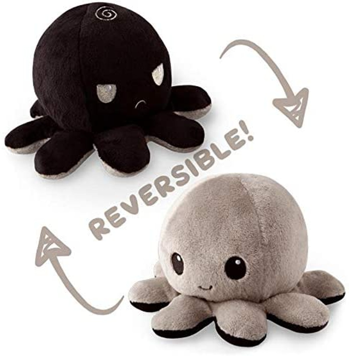 The Original Reversible Octopus Plushie