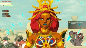 Hyrule Warriors Age Of Calamity How Many Chapters And How Long Is The Game