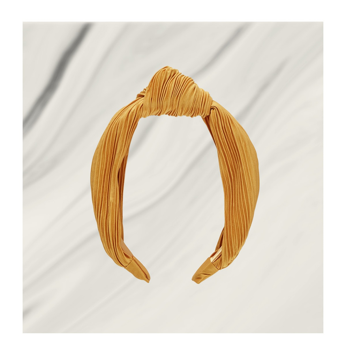 Knotted Headband for Hair