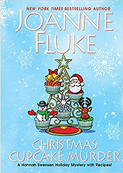 Christmas Cupcake Murder (Hardback) by Joanne Fluke
