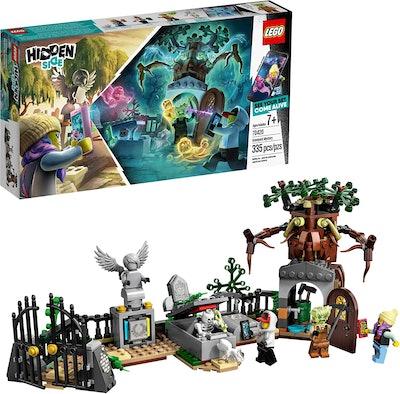 Lego Hidden Side Graveyard Mystery